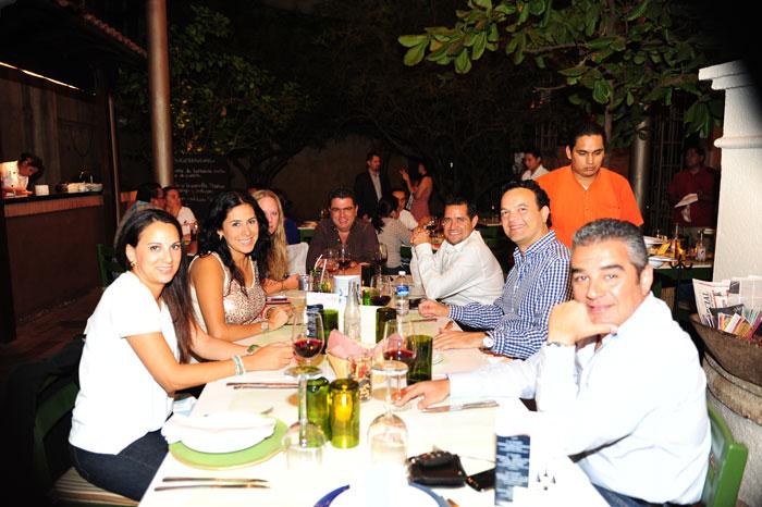 Cena Maridaje en Casa Oaxaca