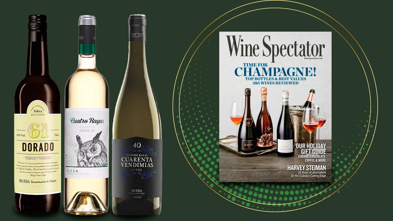 ¿Qué es Wine Spectator?